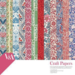 Victoria & Albert Royal British Craft Collection 12x12 Paper Pad