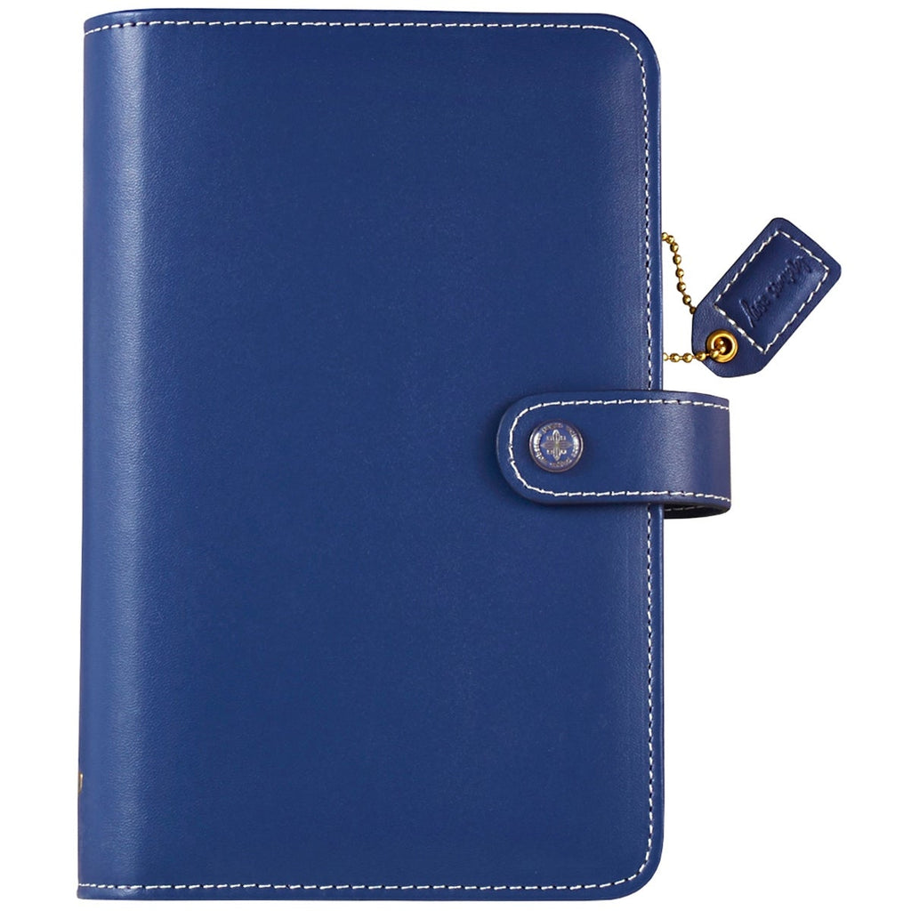 Color Crush Personal Planner Binder: Navy