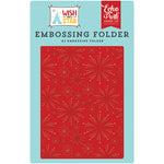 A2 Embossing Folder: Wish Upon a Star (Light Up the Sky)