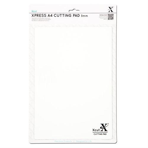 A4 Xpress Cutting Pad  (3mm) White