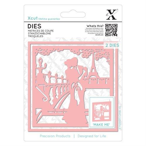 Dies (2PCS): Paris In Love