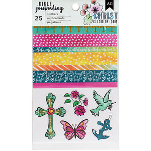 Bible Journaling Washi Sticker Pack