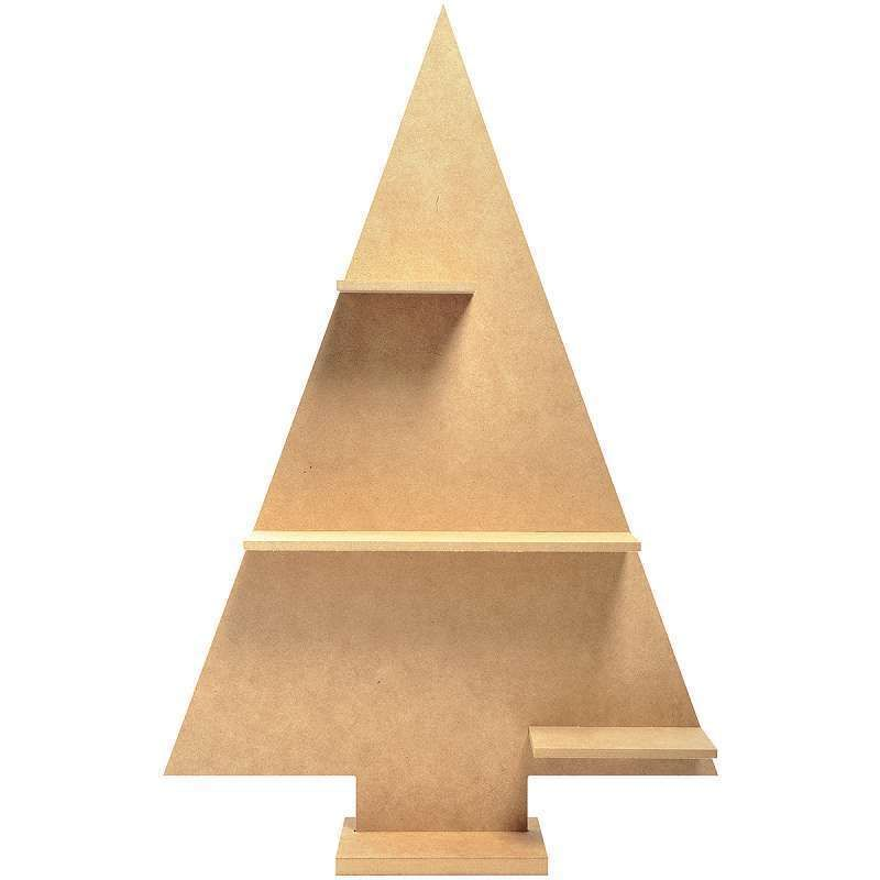 Beyond The Page MDF: Christmas Tree Shelf