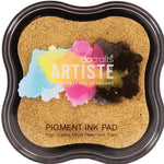Metallic Gold Pigment Ink Pad