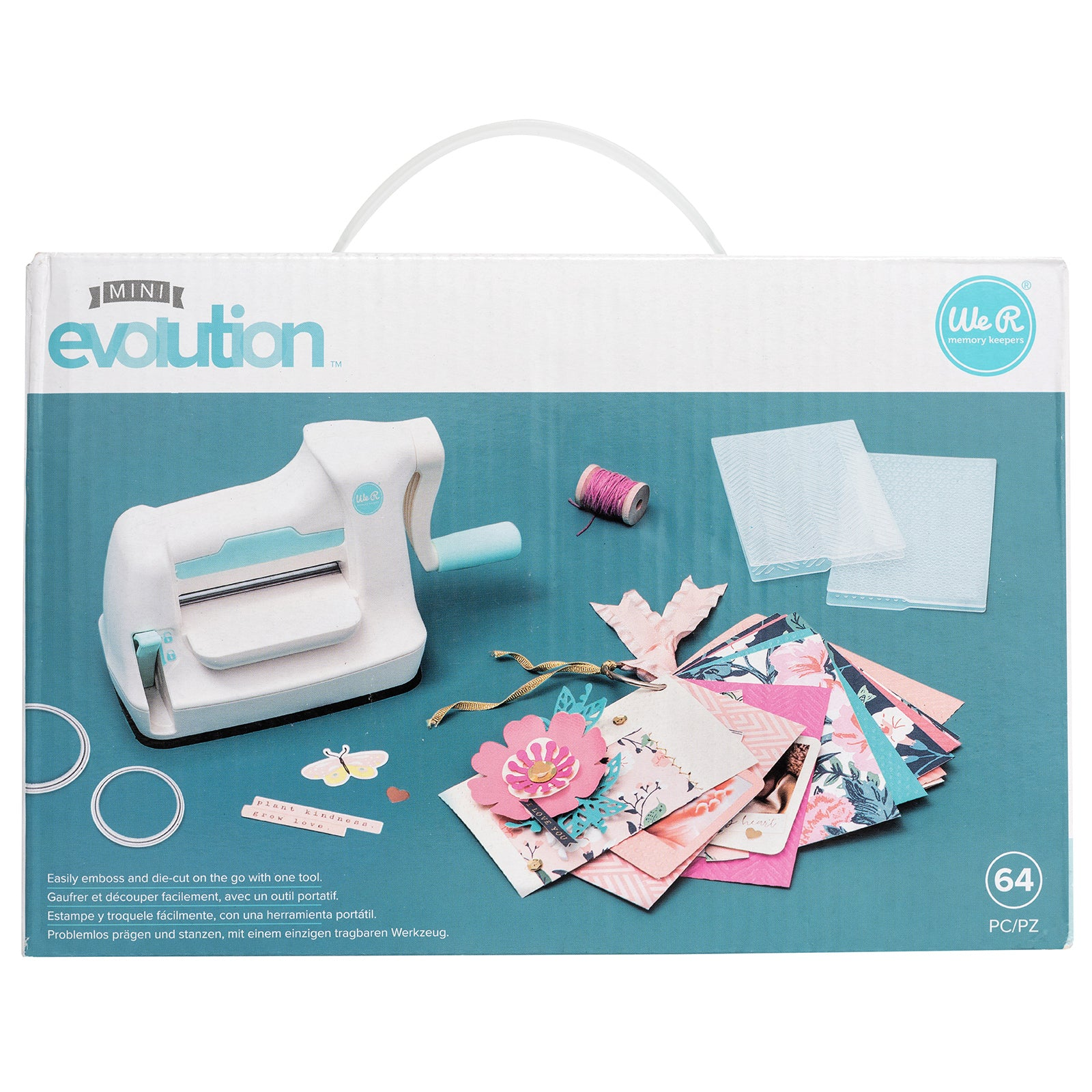 Evolution Mini Die-cutting Machine