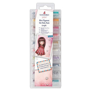 Gorjuss Mini Ink Pads (20PK)