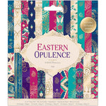 6x6 Paper Pad: Eastern Opulence