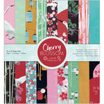 12x12 Paper Pad: Cherry Blossom