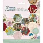 6x6 Paper Pad: Natural History Museum (From the Archives)