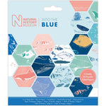 6x6 Paper Pad: Natural History Museum (Into the Blue)
