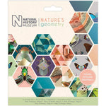 Natural History Museum Nature's Geometry 6x6 Paper Pad