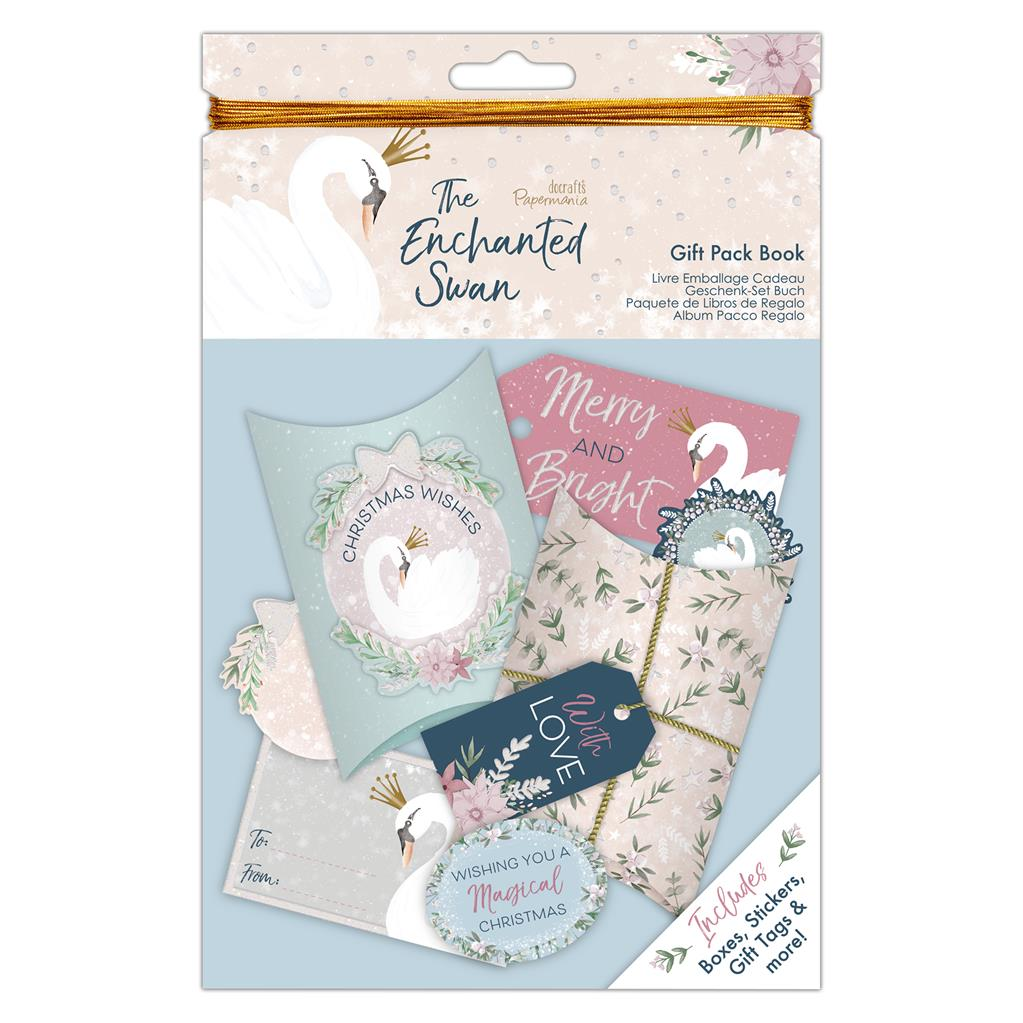 The Enchanted Swan Gift Pack Book