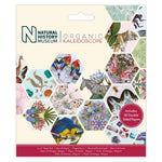 6x6 Paper Pad: Natural History Museum (Kaleidoscope)