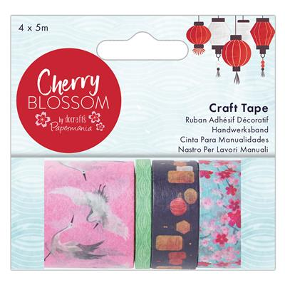 Cherry Blossoms Craft Tape Set