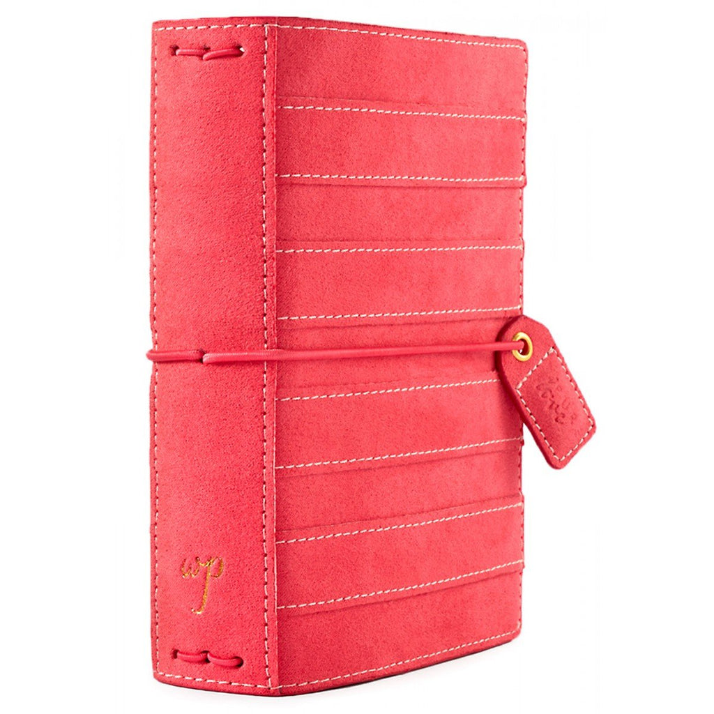 Color Crush Pocket Traveler: Pink Stitched Stripe
