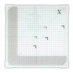 13x13 Tempered Glass Cutting Mat