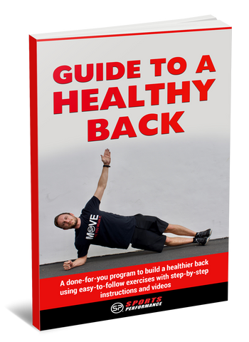 Guide to a Healthy Back: At Home Rehab