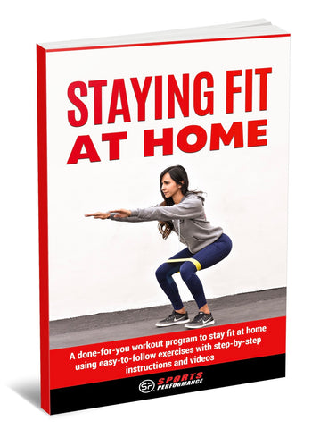 Staying Fit at Home: Fitness Program