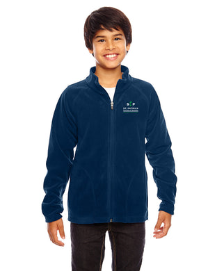 St. Patrick Fleece Jacket - Youth