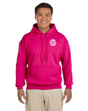 Load image into Gallery viewer, Adult Pink Dotte Hoodie