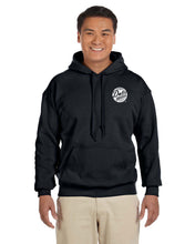 Load image into Gallery viewer, Adult Black Dotte Hoodie