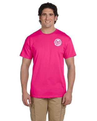 Adult Pink Dotte T-Shirt