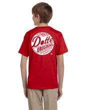 Load image into Gallery viewer, Youth Red Dotte Shirt