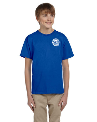Youth Royal Dotte Shirt