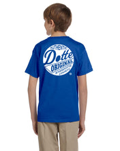 Load image into Gallery viewer, Youth Royal Dotte Shirt