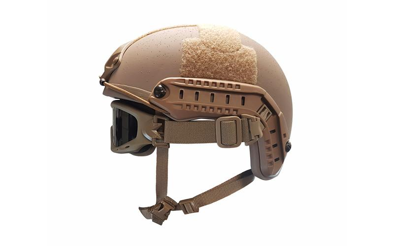 Wiley X NERVE ARC Rail Attachment System (RAS) Tan