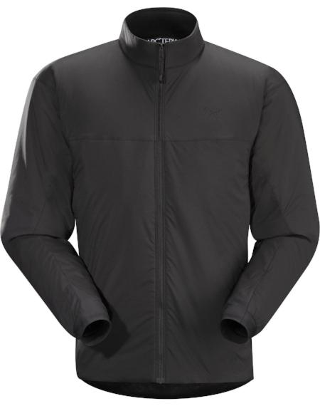 Arc'teryx Atom LT Jacket LEAF Men's Black