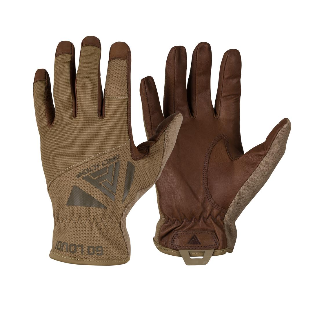 Direct Action Light Gloves® - Leather Coyote Brown