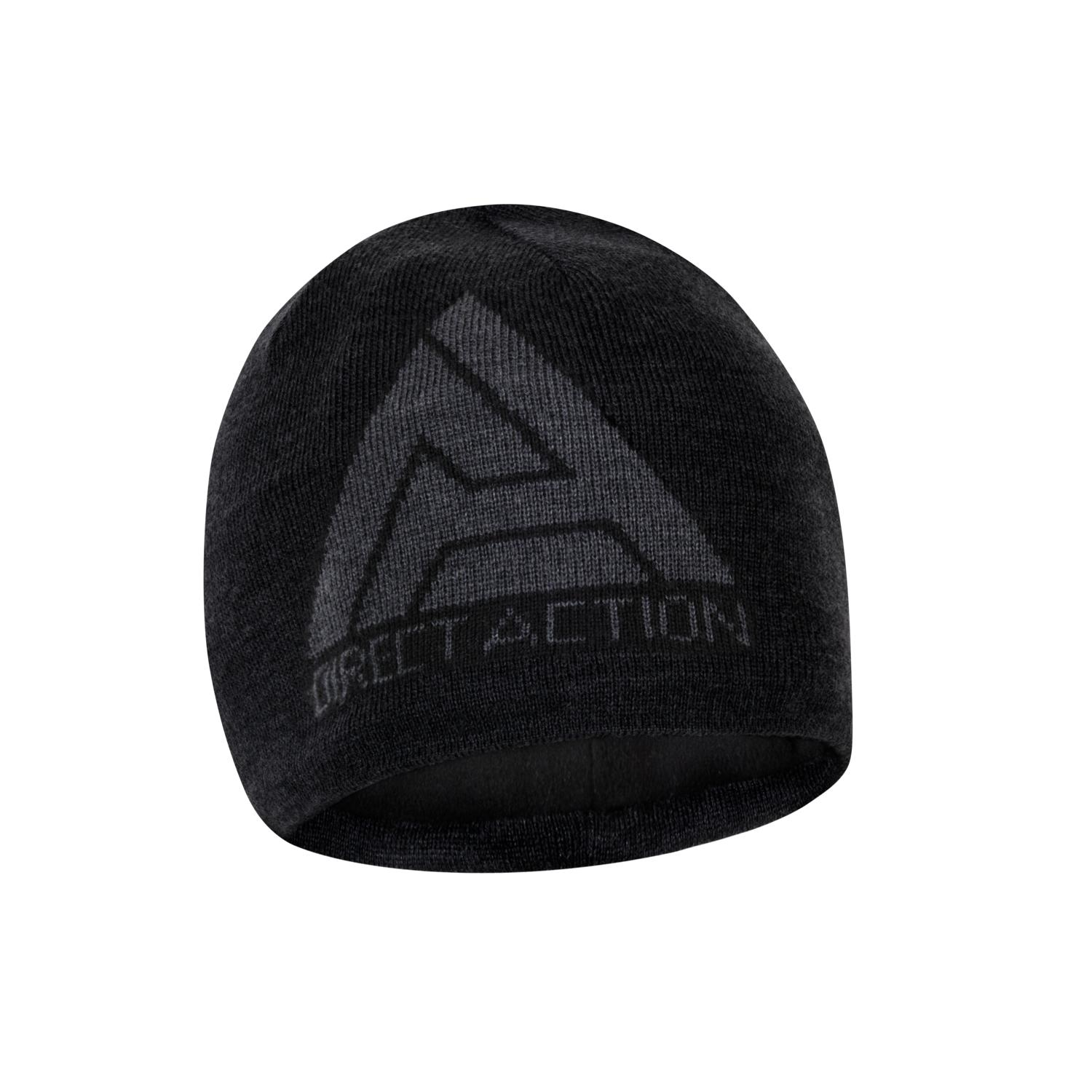 Direct Action Winter Beanie Black