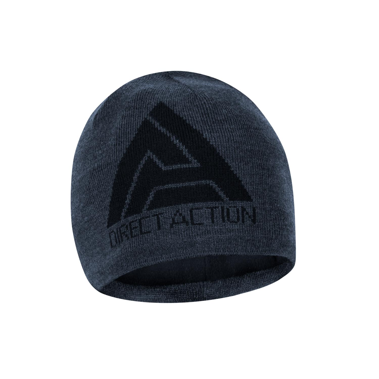 Direct Action Winter Beanie Shadow Grey