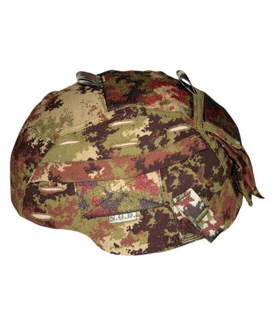 SOD Gear Helmet Cover 2000/3000, L/XL, Vegetato