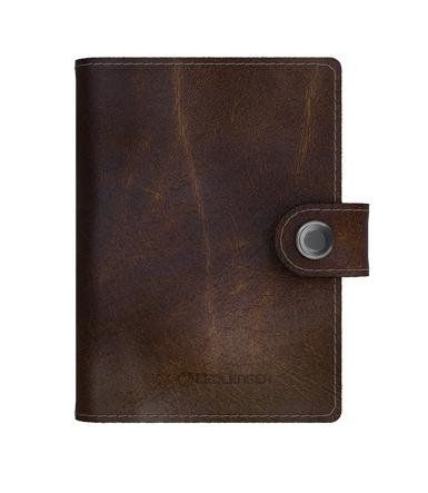 LED Lenser Lite Wallet Vintage Brown