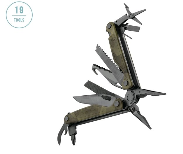 Leatherman CHARGE®+ Forest Camo
