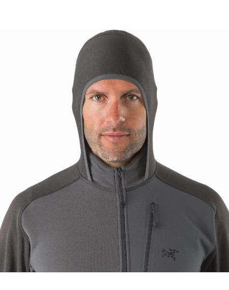 Arc'teryx Naga Hoody Men's Black