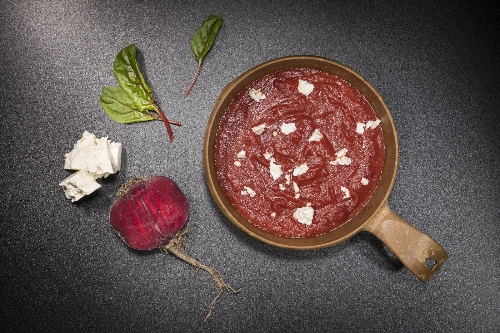 Tactical Foodpack Rote Beete Suppe mit Feta