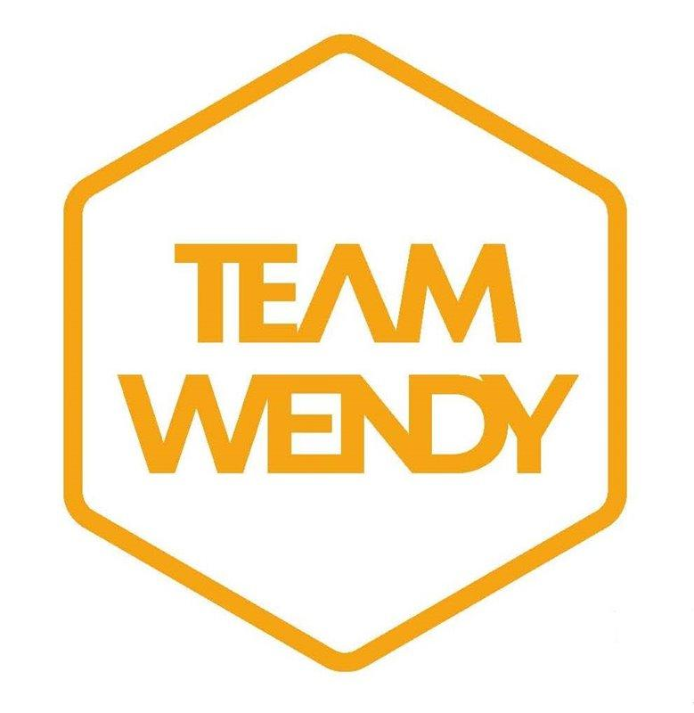Team Wendy Hexagon T-Shirt