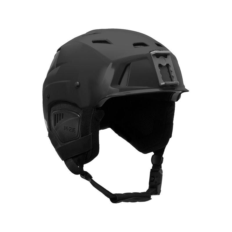 Team Wendy M-216™ Ski Helm Black/Gray