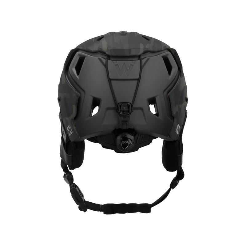 Team Wendy M-216™ Ski Helm MultiCam Black/Gray
