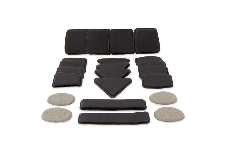 Team Wendy EPIC™ Helmet Liner Comfort Pad Replacement Kit