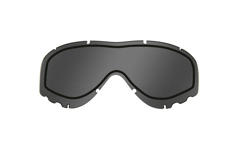 Wiley X Schutzbrille SPEAR Black - Smoke Grey + Clear