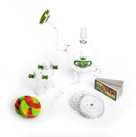 BUBBLER GRACE GLASS MINI BALL 16CM COFFRET