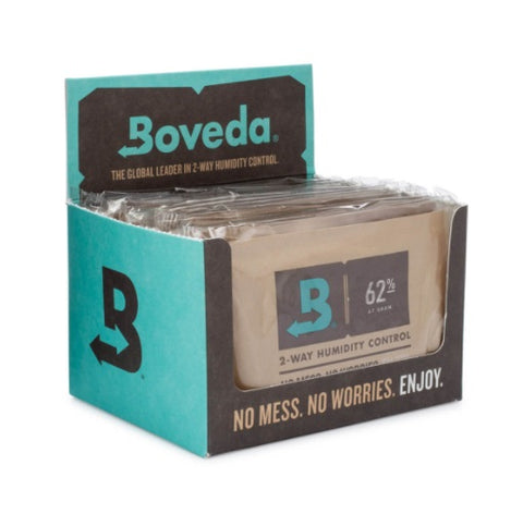 Boveda Humidity Control Multi Packs - 62%