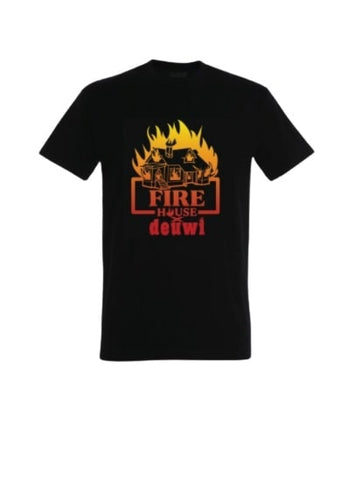 Tee-Shirt DEUWI x FIREHOUSE