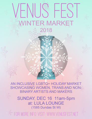 Venus Fest Winter Market