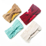 Satin-Lined Winter Earwarmer Headbands