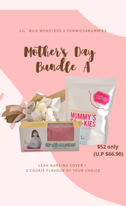 Mother's Day Bundle A (Cover + Cookie)
